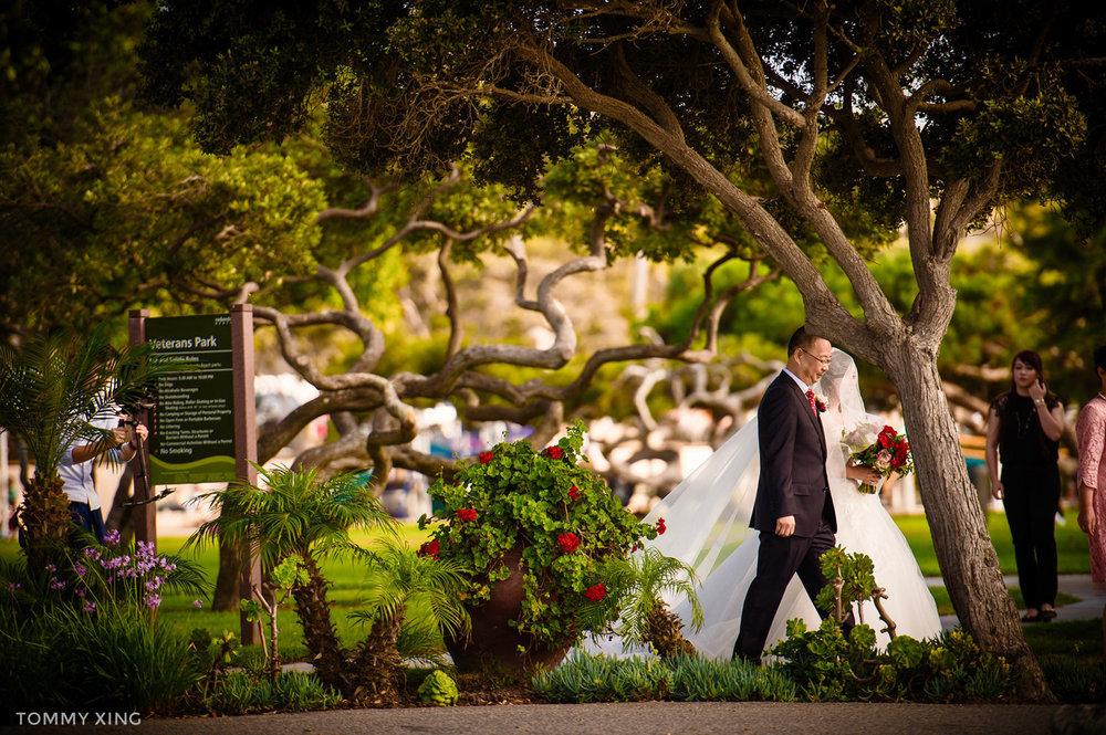 Di Liang & Ke Ding Redondo beach historic library wedding - 洛杉矶婚礼婚纱照摄影师 Tommy Xing Wedding Photography 096.jpg