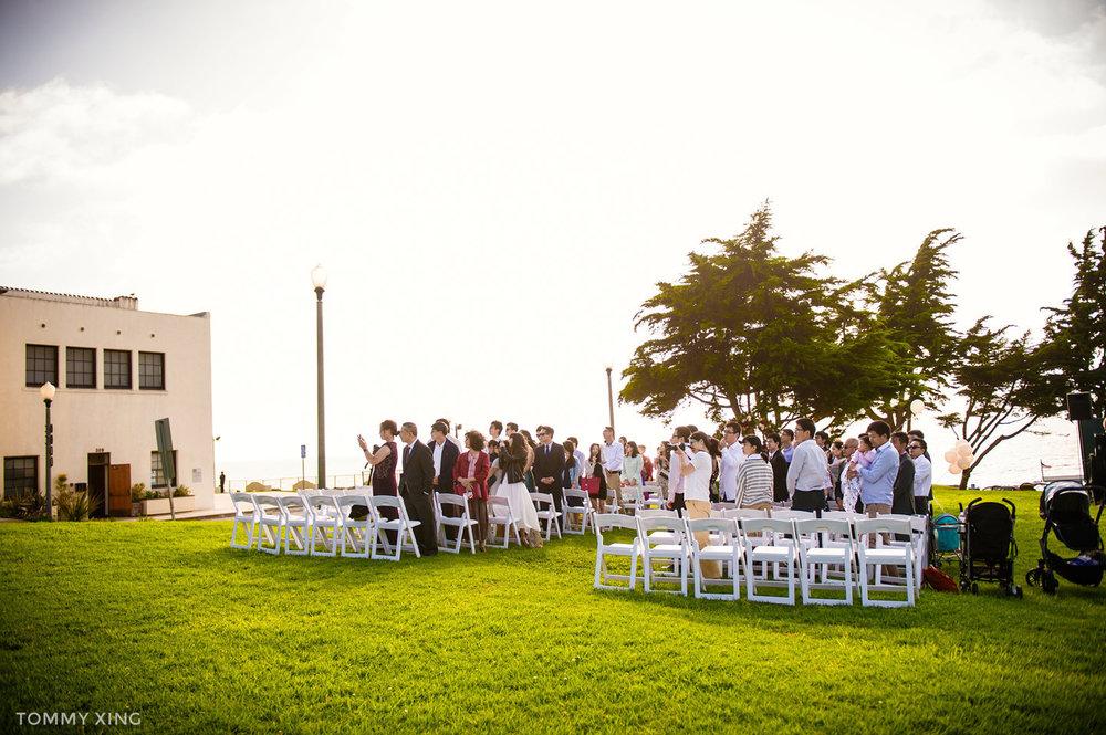 Di Liang & Ke Ding Redondo beach historic library wedding - 洛杉矶婚礼婚纱照摄影师 Tommy Xing Wedding Photography 097.jpg