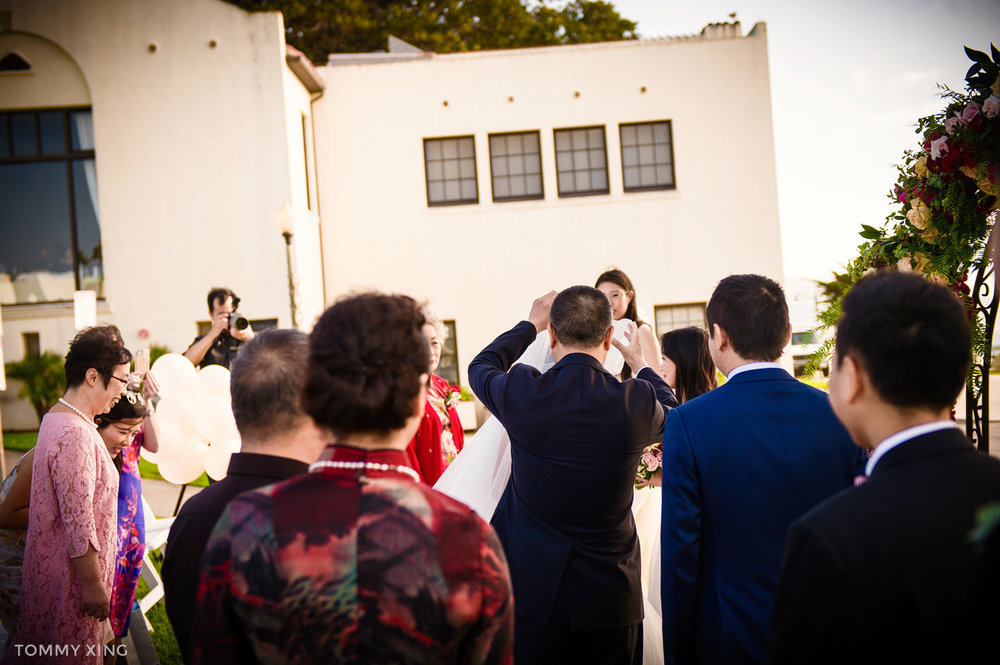 Di Liang & Ke Ding Redondo beach historic library wedding - 洛杉矶婚礼婚纱照摄影师 Tommy Xing Wedding Photography 106.jpg