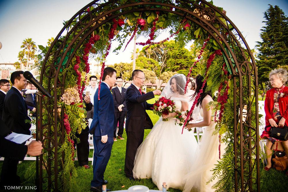 Di Liang & Ke Ding Redondo beach historic library wedding - 洛杉矶婚礼婚纱照摄影师 Tommy Xing Wedding Photography 105.jpg