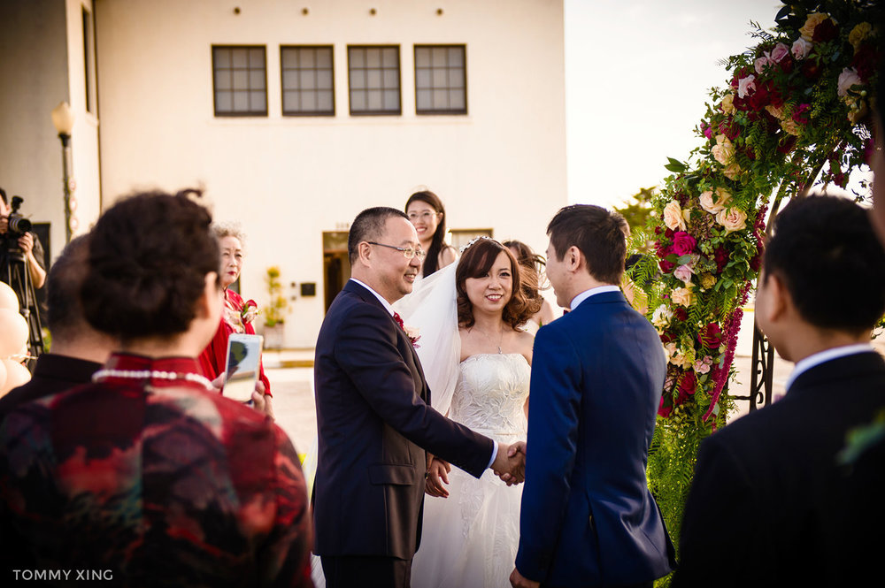 Di Liang & Ke Ding Redondo beach historic library wedding - 洛杉矶婚礼婚纱照摄影师 Tommy Xing Wedding Photography 108.jpg