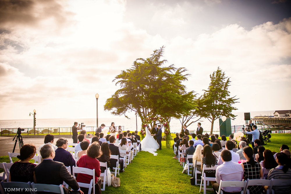 Di Liang & Ke Ding Redondo beach historic library wedding - 洛杉矶婚礼婚纱照摄影师 Tommy Xing Wedding Photography 109.jpg