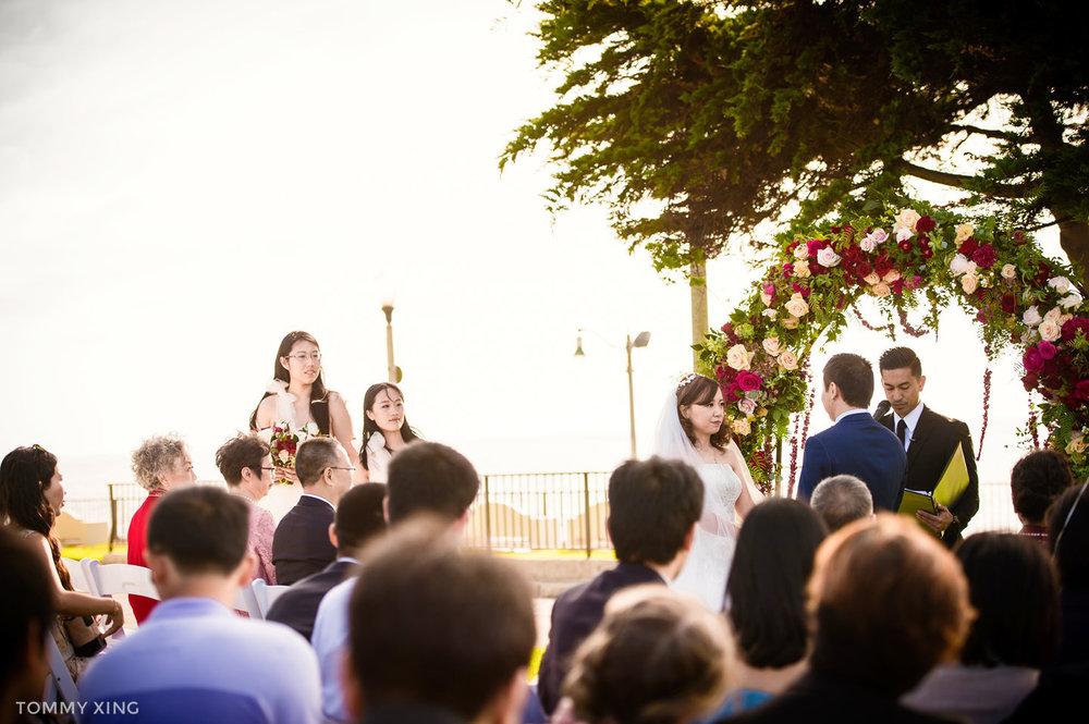 Di Liang & Ke Ding Redondo beach historic library wedding - 洛杉矶婚礼婚纱照摄影师 Tommy Xing Wedding Photography 112.jpg