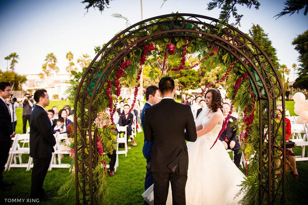 Di Liang & Ke Ding Redondo beach historic library wedding - 洛杉矶婚礼婚纱照摄影师 Tommy Xing Wedding Photography 115.jpg