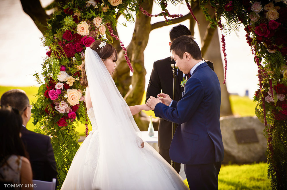 Di Liang & Ke Ding Redondo beach historic library wedding - 洛杉矶婚礼婚纱照摄影师 Tommy Xing Wedding Photography 121.jpg