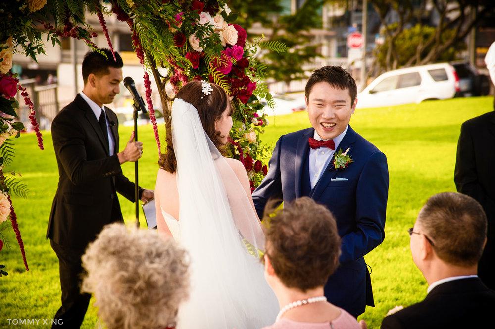 Di Liang & Ke Ding Redondo beach historic library wedding - 洛杉矶婚礼婚纱照摄影师 Tommy Xing Wedding Photography 126.jpg