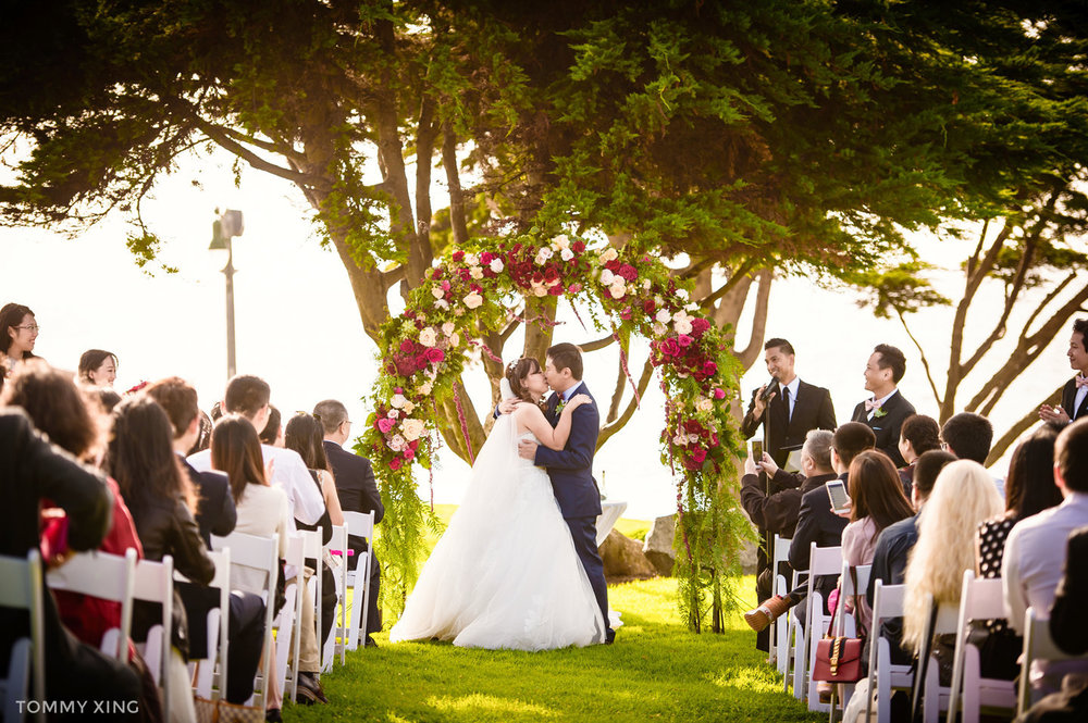 Di Liang & Ke Ding Redondo beach historic library wedding - 洛杉矶婚礼婚纱照摄影师 Tommy Xing Wedding Photography 128.jpg