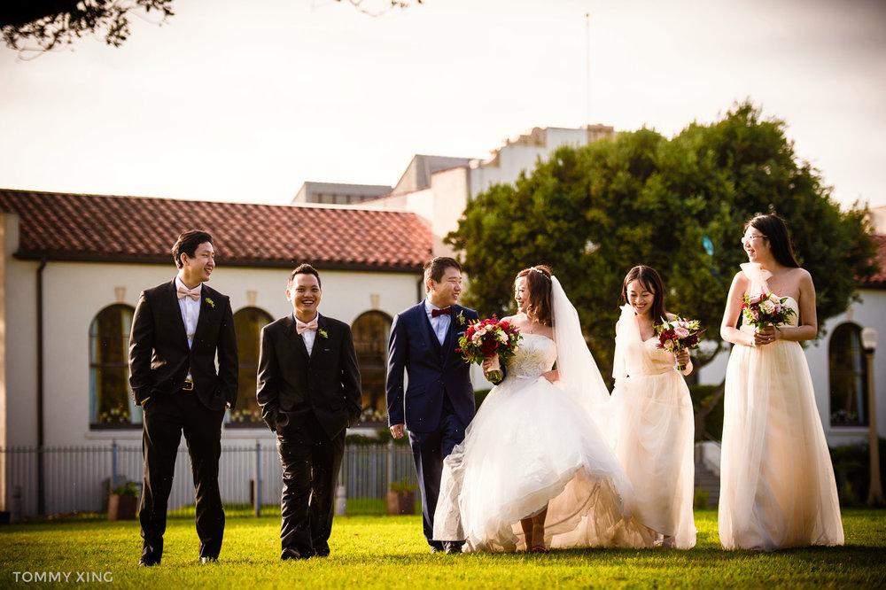 Di Liang & Ke Ding Redondo beach historic library wedding - 洛杉矶婚礼婚纱照摄影师 Tommy Xing Wedding Photography 132.jpg