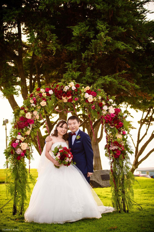 Di Liang & Ke Ding Redondo beach historic library wedding - 洛杉矶婚礼婚纱照摄影师 Tommy Xing Wedding Photography 131.jpg