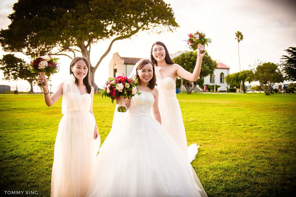 Di Liang & Ke Ding Redondo beach historic library wedding - 洛杉矶婚礼婚纱照摄影师 Tommy Xing Wedding Photography 135.jpg