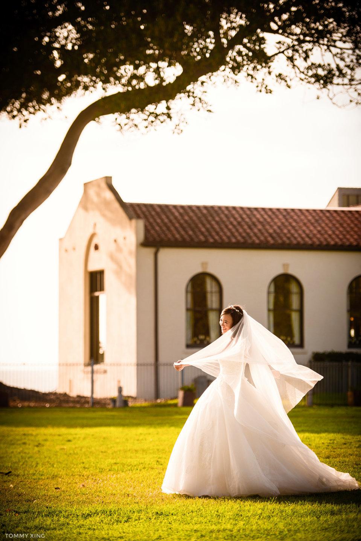 Di Liang & Ke Ding Redondo beach historic library wedding - 洛杉矶婚礼婚纱照摄影师 Tommy Xing Wedding Photography 139.jpg