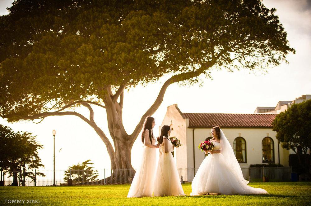 Di Liang & Ke Ding Redondo beach historic library wedding - 洛杉矶婚礼婚纱照摄影师 Tommy Xing Wedding Photography 140.jpg
