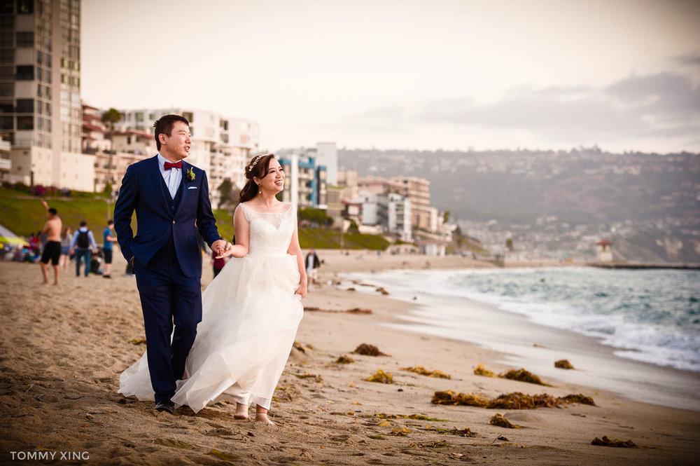 Di Liang & Ke Ding Redondo beach historic library wedding - 洛杉矶婚礼婚纱照摄影师 Tommy Xing Wedding Photography 179.jpg