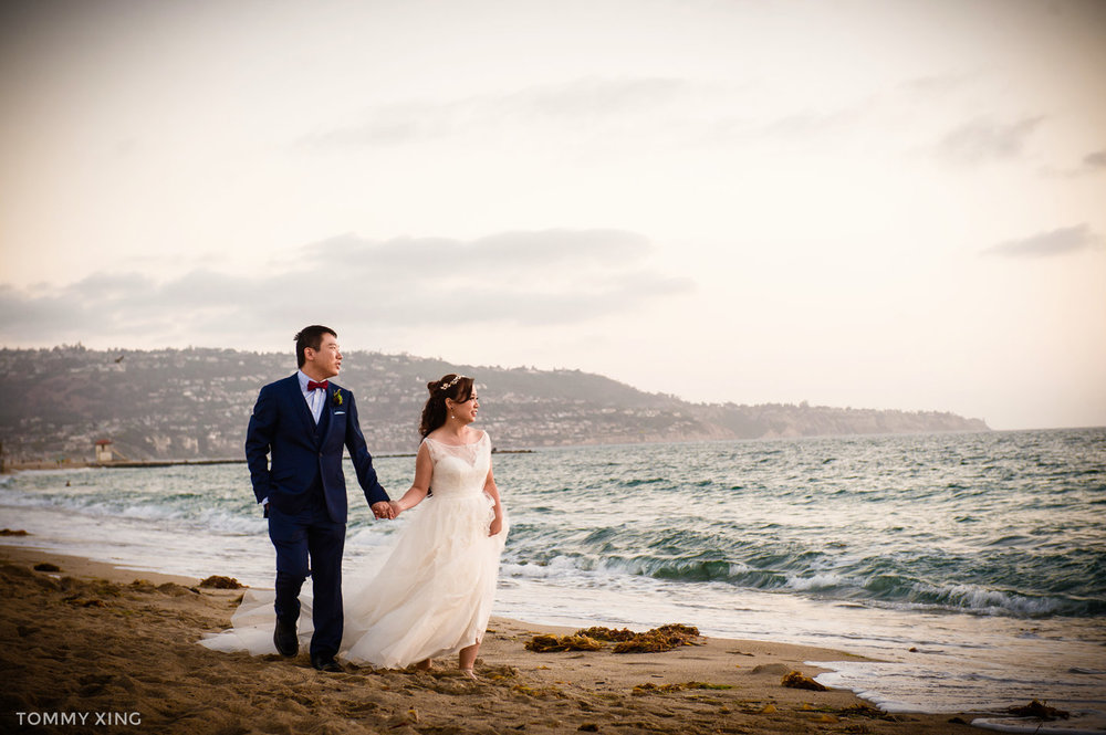 Di Liang & Ke Ding Redondo beach historic library wedding - 洛杉矶婚礼婚纱照摄影师 Tommy Xing Wedding Photography 180.jpg