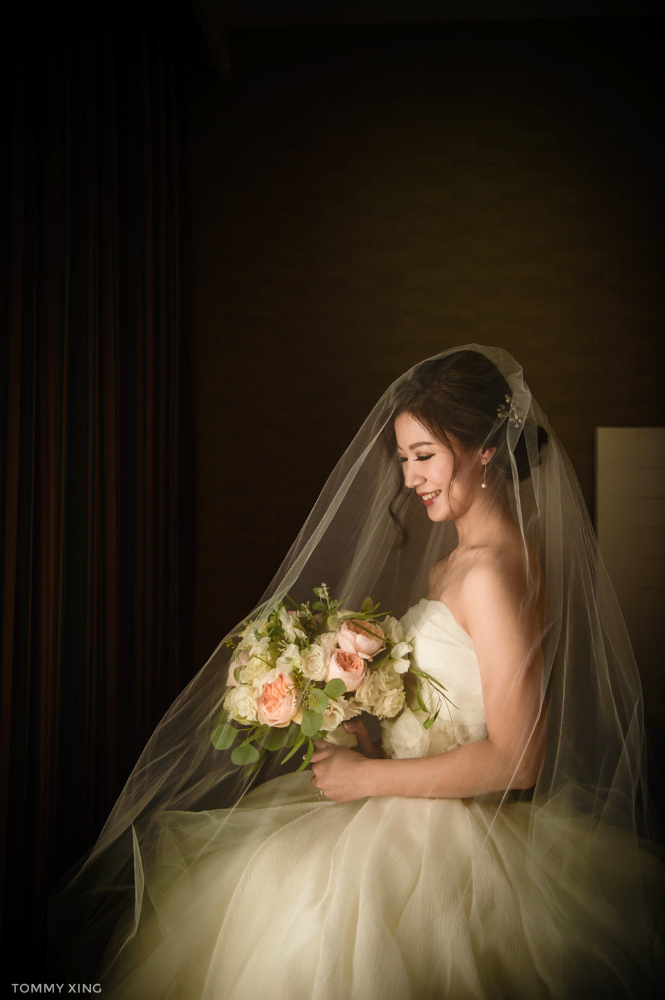 WAYFARERS CHAPEL WEDDING - Yaoyao & Yuanbo by Tommy Xing Photography 洛杉矶婚礼婚纱摄影 04.jpg