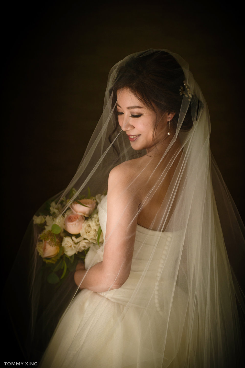 WAYFARERS CHAPEL WEDDING - Yaoyao & Yuanbo by Tommy Xing Photography 洛杉矶婚礼婚纱摄影 06.jpg