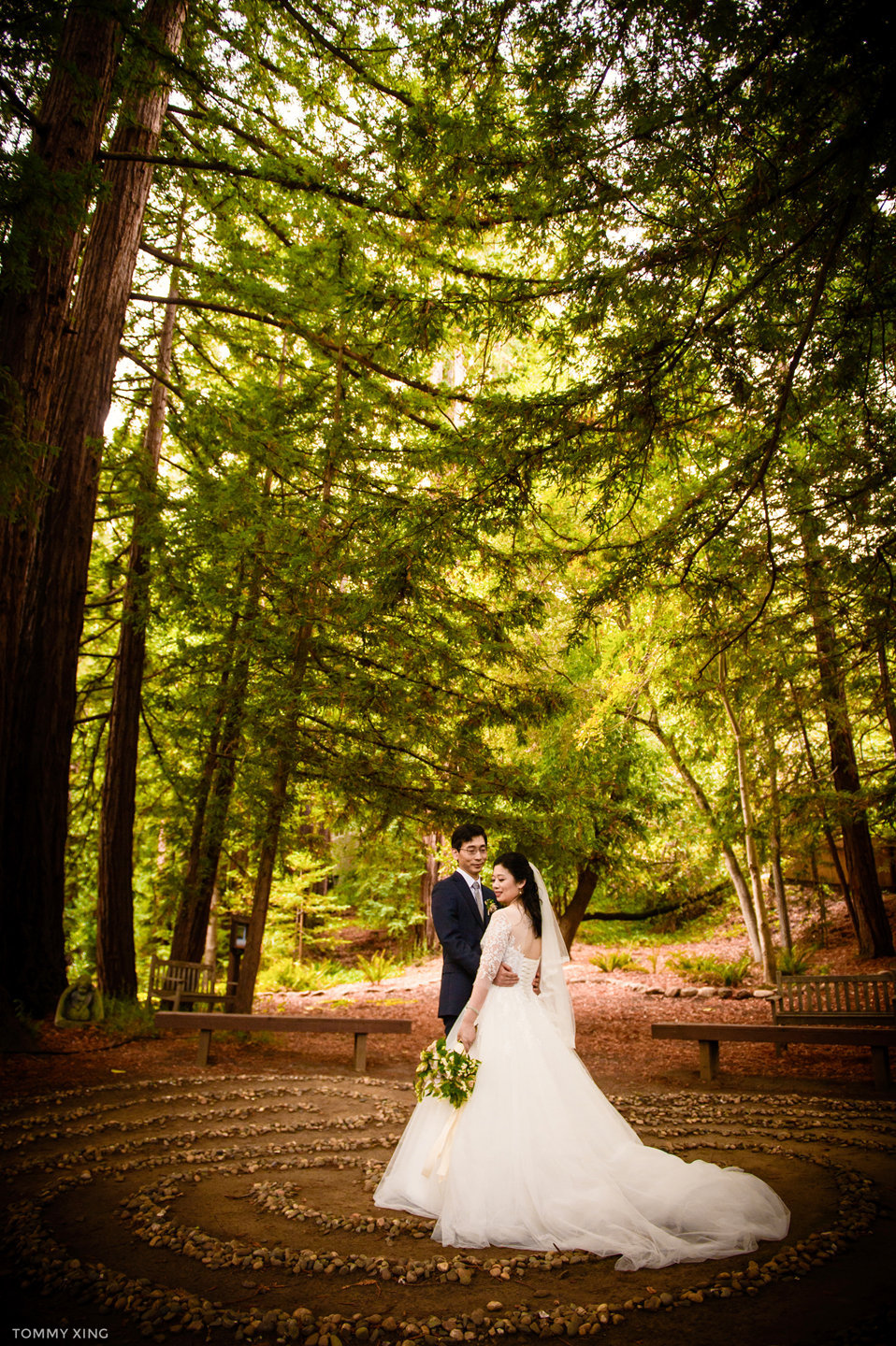 San Francisco Wedding Photography Valley Presbyterian Church WEDDING Tommy Xing Photography 洛杉矶旧金山婚礼婚纱照摄影师099.jpg