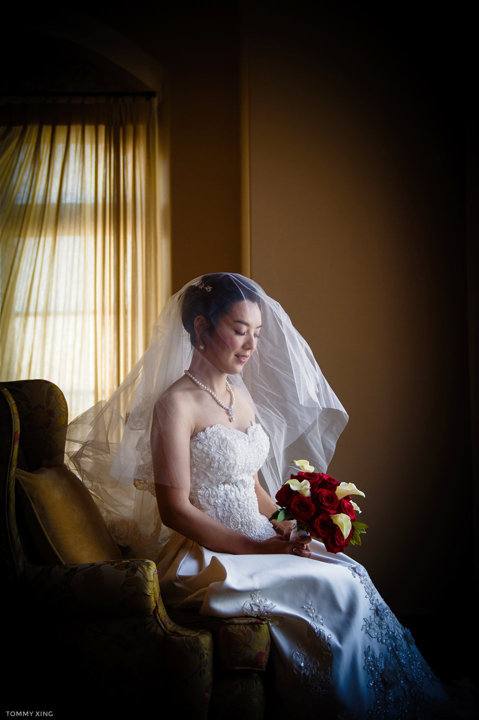 Los Angeles Wedding Photography Neighborhood Church Ranho Palos Verdes  Tommy Xing Photography 洛杉矶旧金山婚礼婚纱照摄影师013.jpg