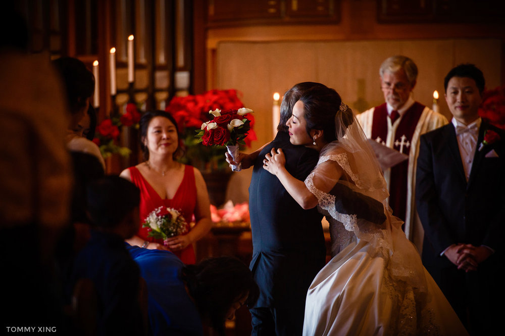 Los Angeles Wedding Photography Neighborhood Church Ranho Palos Verdes  Tommy Xing Photography 洛杉矶旧金山婚礼婚纱照摄影师080.jpg