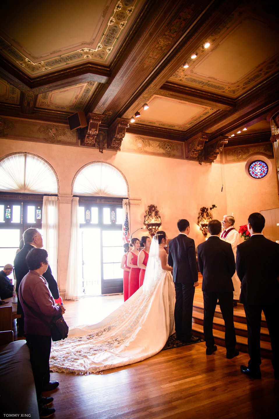 Los Angeles Wedding Photography Neighborhood Church Ranho Palos Verdes  Tommy Xing Photography 洛杉矶旧金山婚礼婚纱照摄影师085.jpg