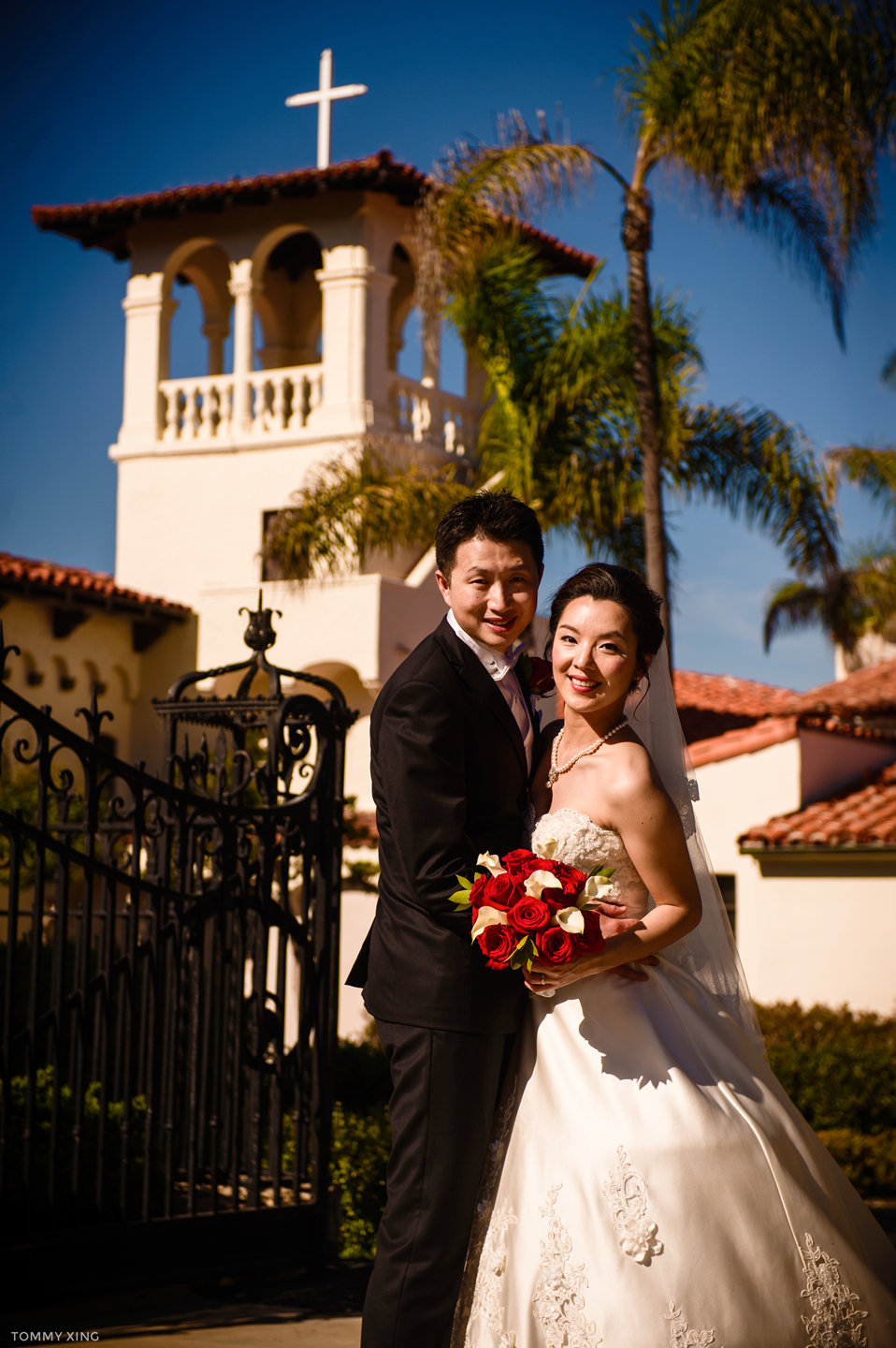 Los Angeles Wedding Photography Neighborhood Church Ranho Palos Verdes  Tommy Xing Photography 洛杉矶旧金山婚礼婚纱照摄影师144.jpg