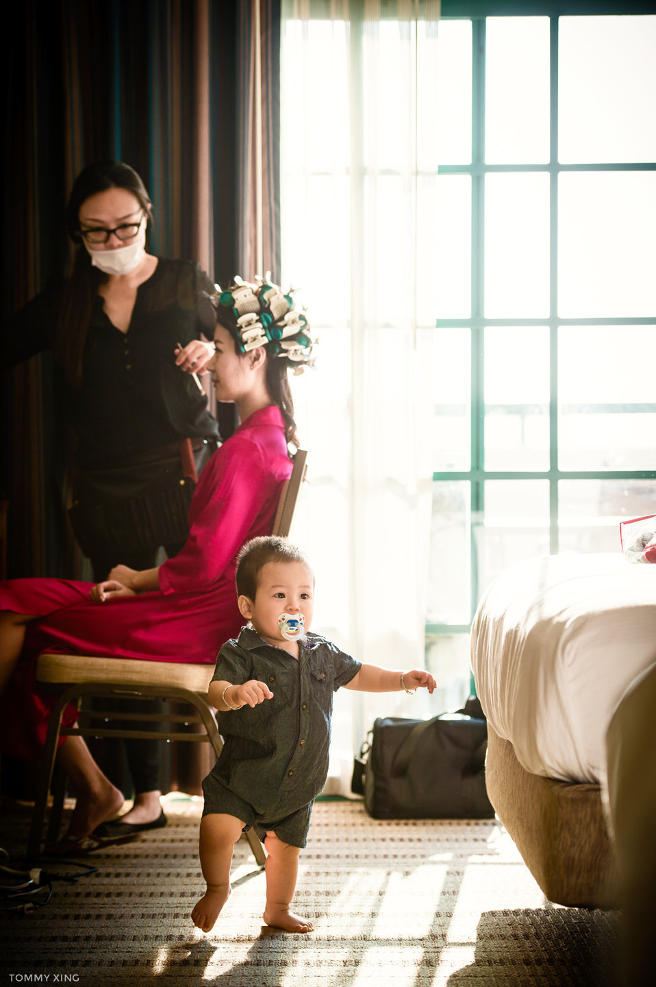 Wayfarers chapel Wedding Photography Ranho Palos Verdes Tommy Xing Photography 洛杉矶玻璃教堂婚礼婚纱照摄影师009.jpg