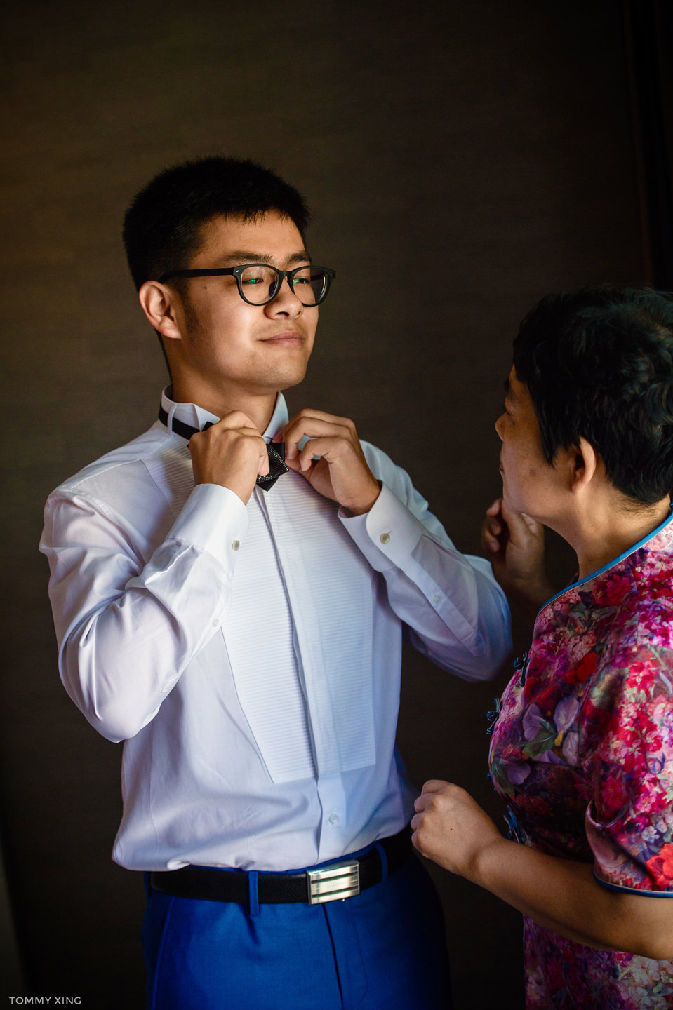 Wayfarers chapel Wedding Photography Ranho Palos Verdes Tommy Xing Photography 洛杉矶玻璃教堂婚礼婚纱照摄影师019.jpg