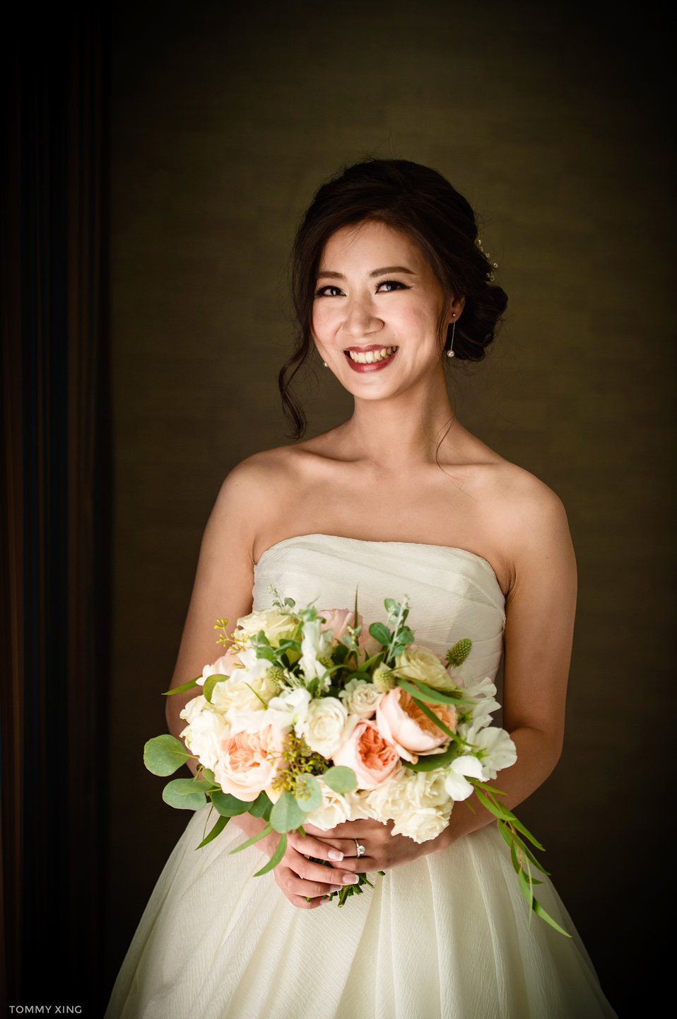 Wayfarers chapel Wedding Photography Ranho Palos Verdes Tommy Xing Photography 洛杉矶玻璃教堂婚礼婚纱照摄影师064.jpg