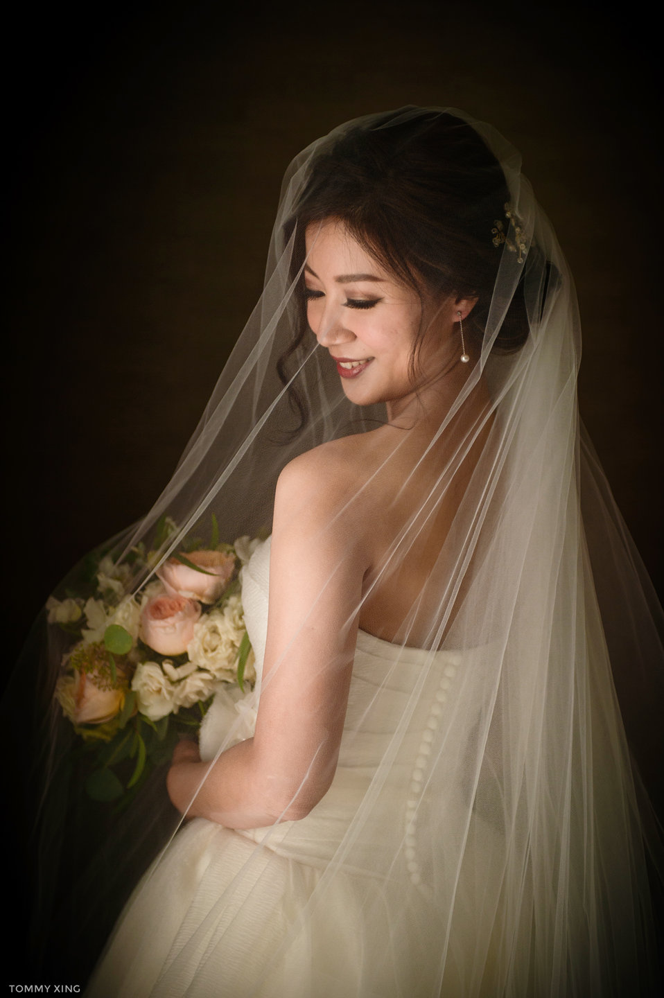 Wayfarers chapel Wedding Photography Ranho Palos Verdes Tommy Xing Photography 洛杉矶玻璃教堂婚礼婚纱照摄影师074.jpg