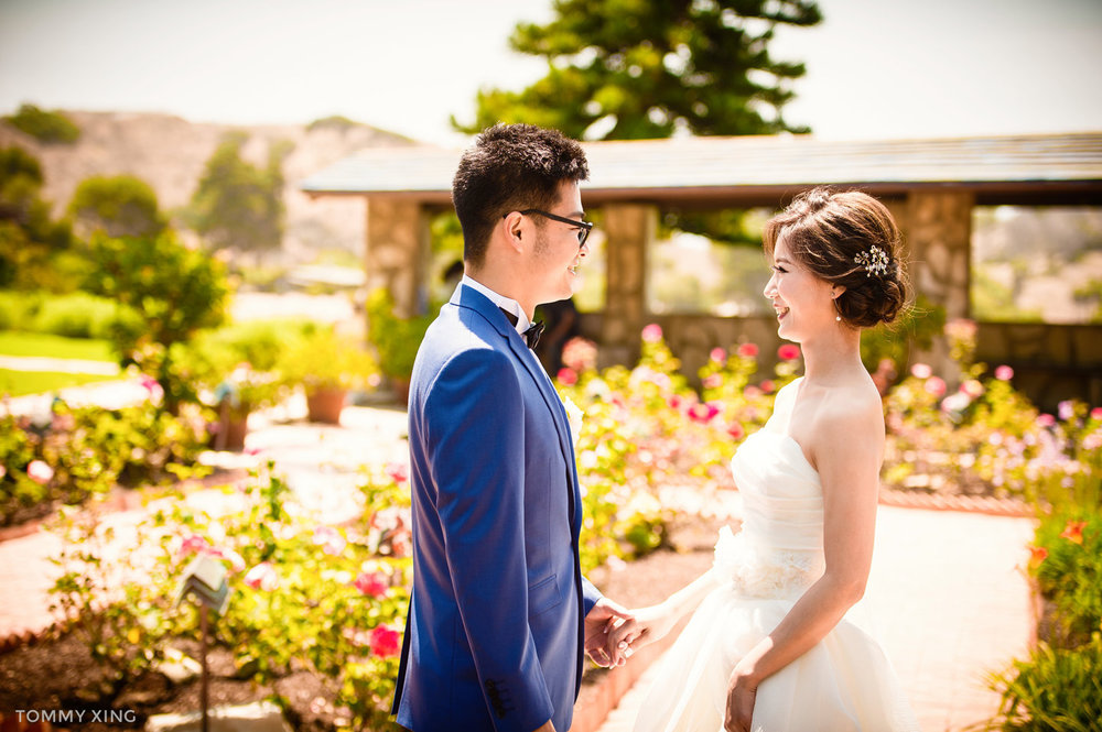 Wayfarers chapel Wedding Photography Ranho Palos Verdes Tommy Xing Photography 洛杉矶玻璃教堂婚礼婚纱照摄影师082.jpg