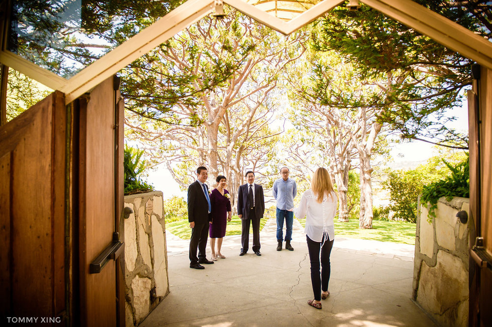 Wayfarers chapel Wedding Photography Ranho Palos Verdes Tommy Xing Photography 洛杉矶玻璃教堂婚礼婚纱照摄影师100.jpg