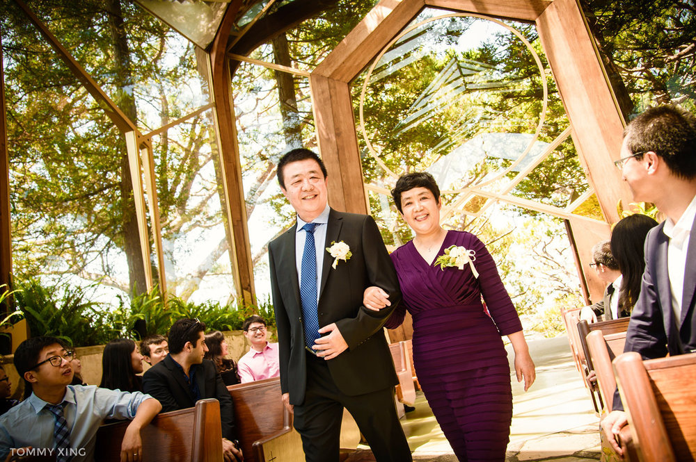 Wayfarers chapel Wedding Photography Ranho Palos Verdes Tommy Xing Photography 洛杉矶玻璃教堂婚礼婚纱照摄影师105.jpg