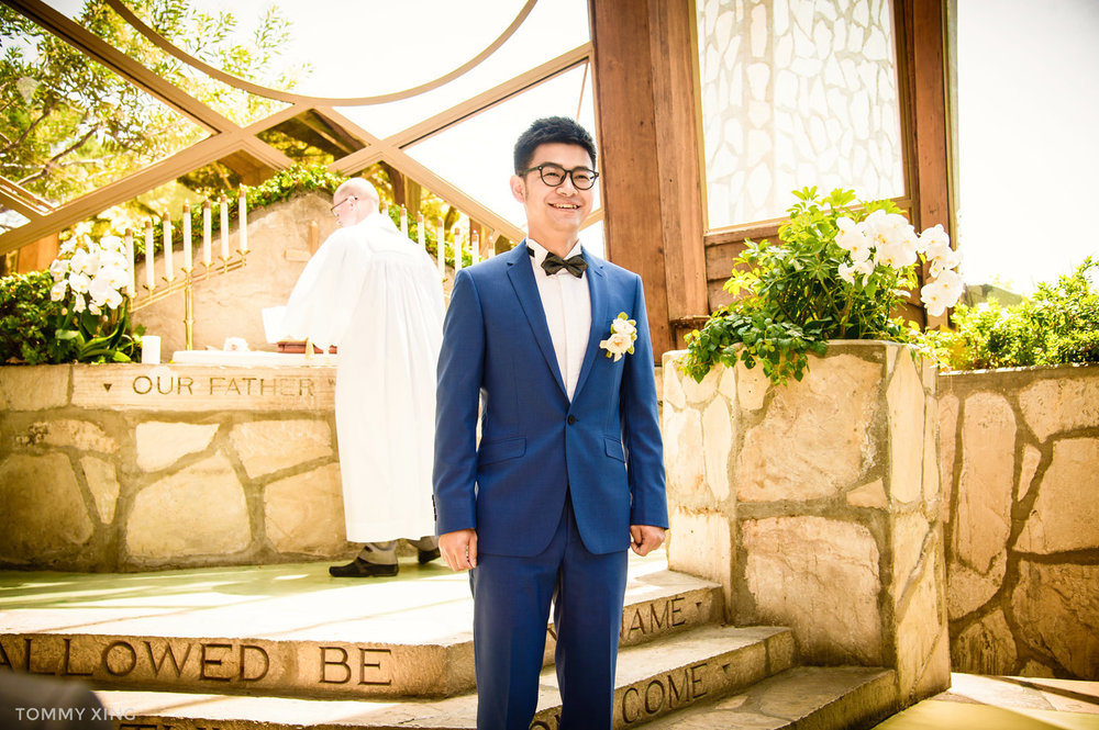 Wayfarers chapel Wedding Photography Ranho Palos Verdes Tommy Xing Photography 洛杉矶玻璃教堂婚礼婚纱照摄影师108.jpg