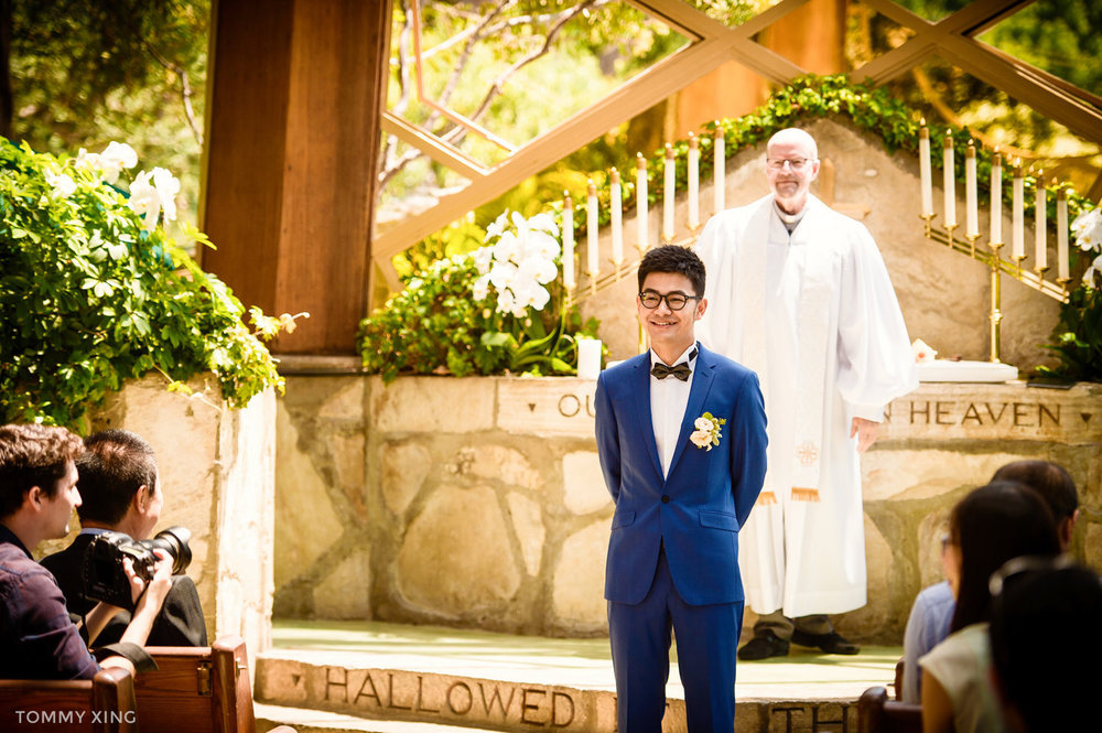 Wayfarers chapel Wedding Photography Ranho Palos Verdes Tommy Xing Photography 洛杉矶玻璃教堂婚礼婚纱照摄影师109.jpg