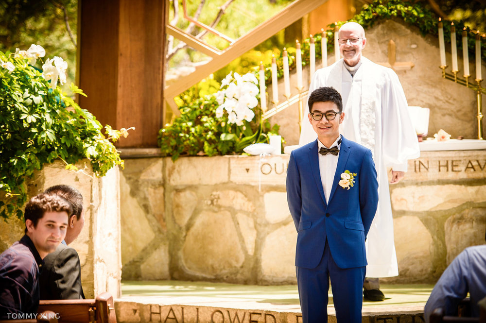 Wayfarers chapel Wedding Photography Ranho Palos Verdes Tommy Xing Photography 洛杉矶玻璃教堂婚礼婚纱照摄影师114.jpg