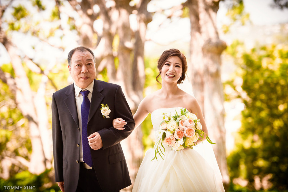 Wayfarers chapel Wedding Photography Ranho Palos Verdes Tommy Xing Photography 洛杉矶玻璃教堂婚礼婚纱照摄影师118.jpg