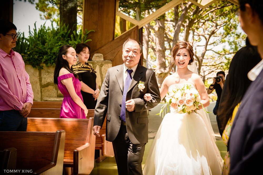 Wayfarers chapel Wedding Photography Ranho Palos Verdes Tommy Xing Photography 洛杉矶玻璃教堂婚礼婚纱照摄影师120.jpg
