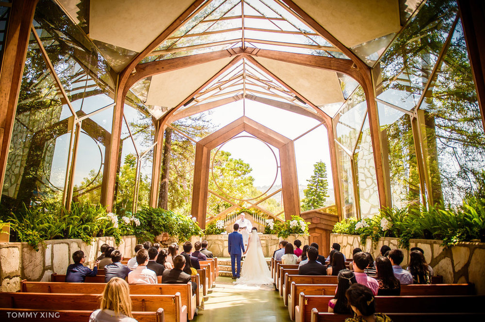 Wayfarers chapel Wedding Photography Ranho Palos Verdes Tommy Xing Photography 洛杉矶玻璃教堂婚礼婚纱照摄影师124.jpg