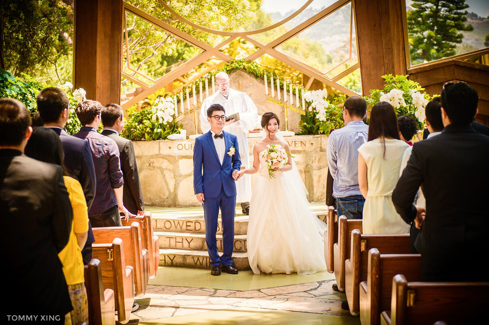 Wayfarers chapel Wedding Photography Ranho Palos Verdes Tommy Xing Photography 洛杉矶玻璃教堂婚礼婚纱照摄影师125.jpg