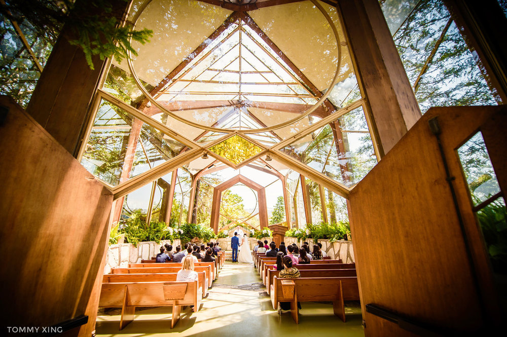 Wayfarers chapel Wedding Photography Ranho Palos Verdes Tommy Xing Photography 洛杉矶玻璃教堂婚礼婚纱照摄影师126.jpg