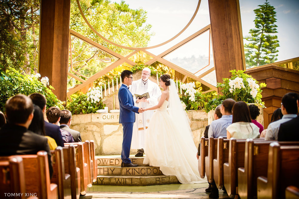 Wayfarers chapel Wedding Photography Ranho Palos Verdes Tommy Xing Photography 洛杉矶玻璃教堂婚礼婚纱照摄影师128.jpg