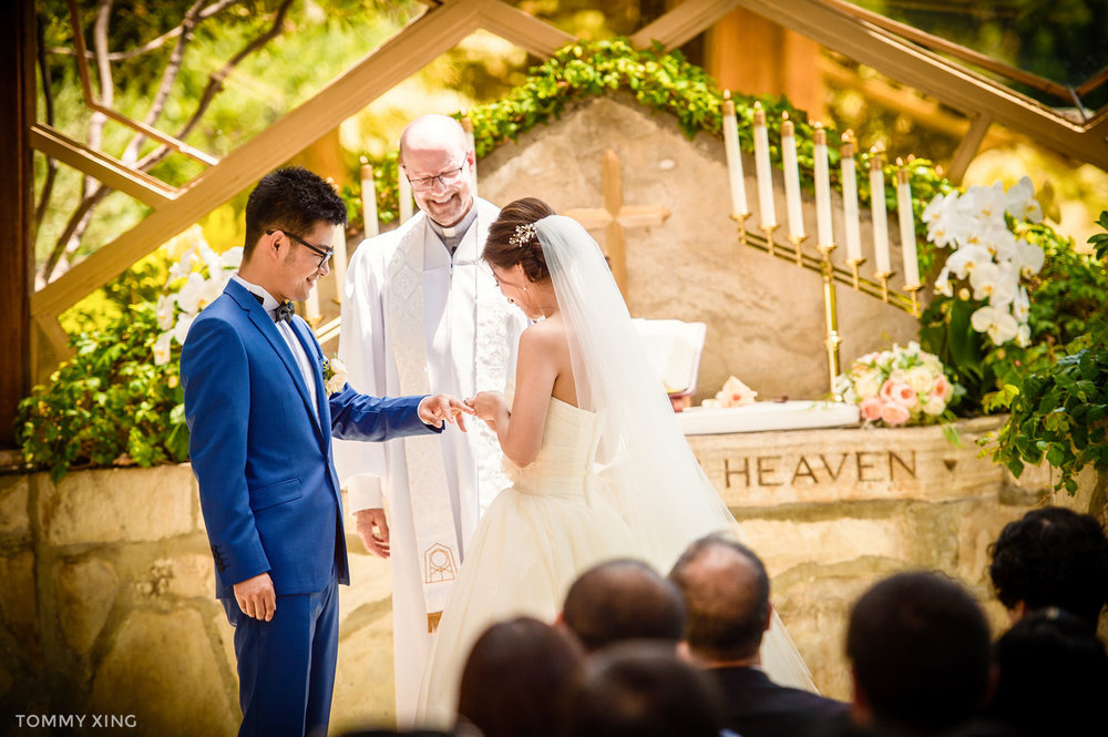 Wayfarers chapel Wedding Photography Ranho Palos Verdes Tommy Xing Photography 洛杉矶玻璃教堂婚礼婚纱照摄影师131.jpg