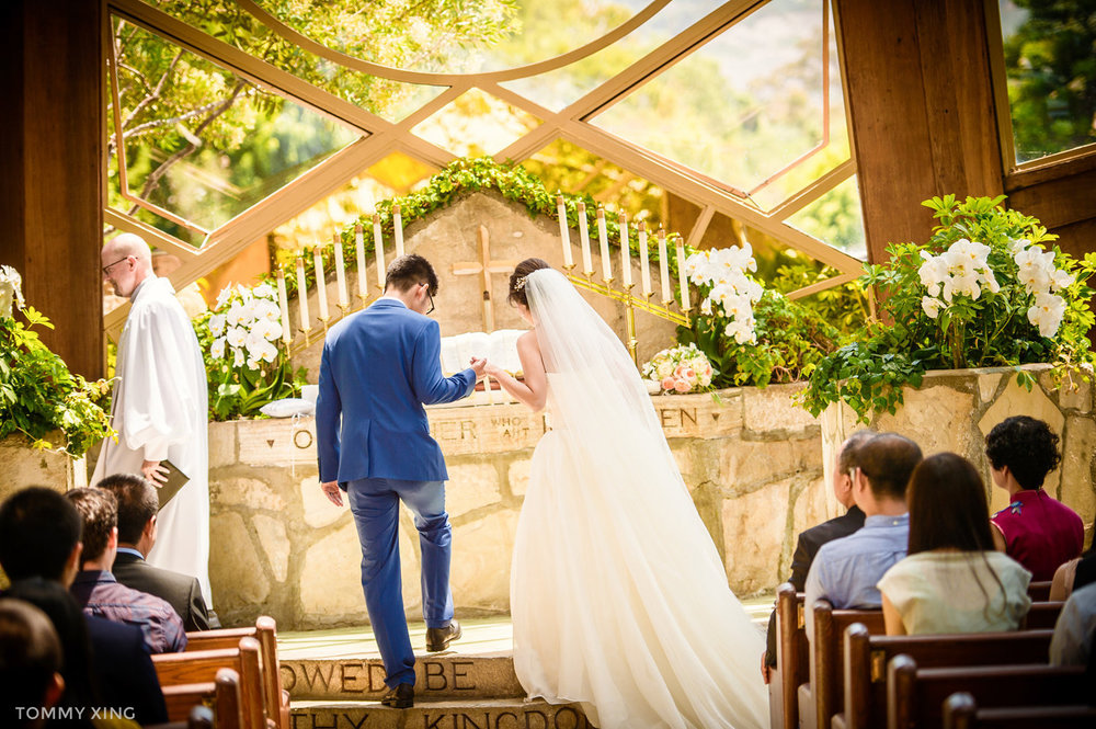 Wayfarers chapel Wedding Photography Ranho Palos Verdes Tommy Xing Photography 洛杉矶玻璃教堂婚礼婚纱照摄影师132.jpg