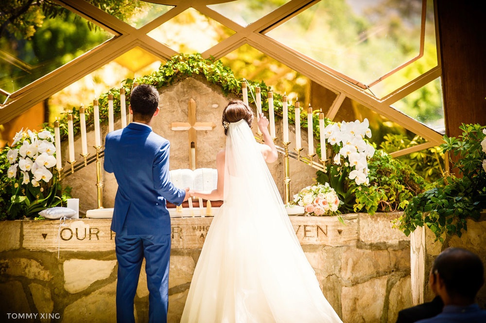 Wayfarers chapel Wedding Photography Ranho Palos Verdes Tommy Xing Photography 洛杉矶玻璃教堂婚礼婚纱照摄影师133.jpg