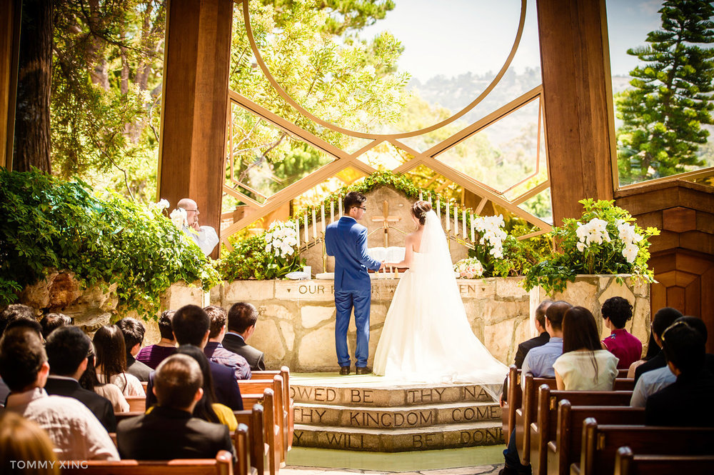 Wayfarers chapel Wedding Photography Ranho Palos Verdes Tommy Xing Photography 洛杉矶玻璃教堂婚礼婚纱照摄影师135.jpg