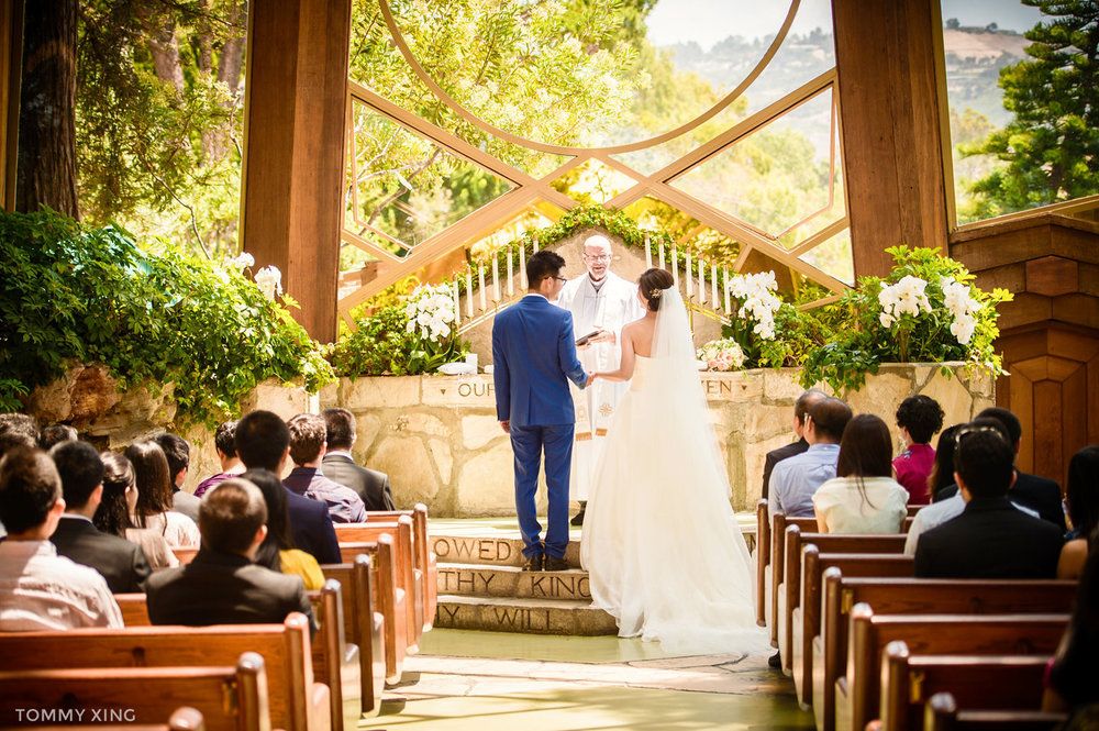 Wayfarers chapel Wedding Photography Ranho Palos Verdes Tommy Xing Photography 洛杉矶玻璃教堂婚礼婚纱照摄影师144.jpg
