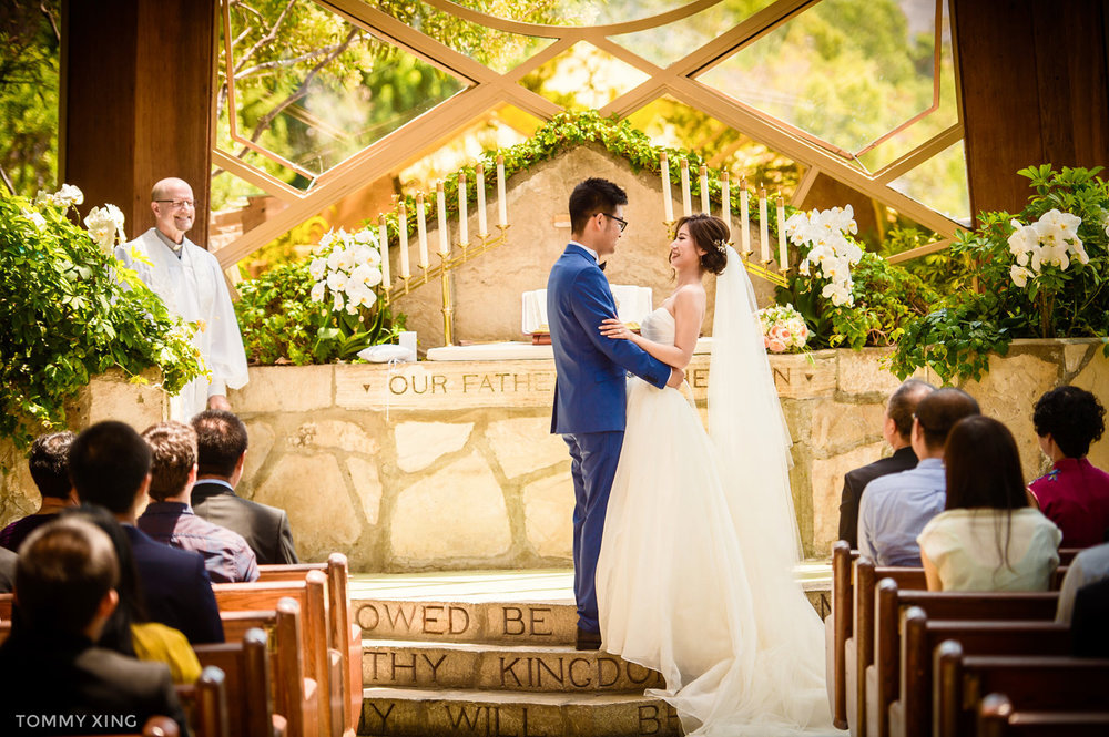 Wayfarers chapel Wedding Photography Ranho Palos Verdes Tommy Xing Photography 洛杉矶玻璃教堂婚礼婚纱照摄影师149.jpg