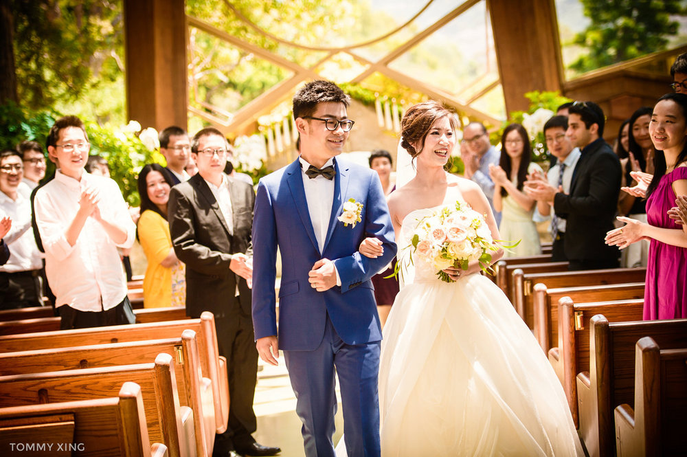 Wayfarers chapel Wedding Photography Ranho Palos Verdes Tommy Xing Photography 洛杉矶玻璃教堂婚礼婚纱照摄影师152.jpg