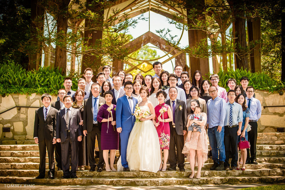 Wayfarers chapel Wedding Photography Ranho Palos Verdes Tommy Xing Photography 洛杉矶玻璃教堂婚礼婚纱照摄影师154.jpg