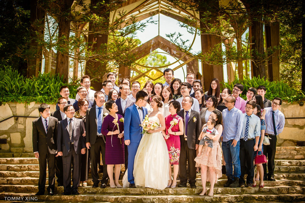 Wayfarers chapel Wedding Photography Ranho Palos Verdes Tommy Xing Photography 洛杉矶玻璃教堂婚礼婚纱照摄影师155.jpg